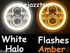 LED White Lights Flash Amber Holden HQ HT HZ HG HX HP Premier Kingswood Monaro