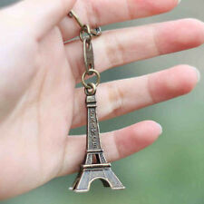 3D Eiffel Tower French Souvenir Paris Keychain Adornment Novelty 12pcs