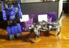 Transformer Generations Lot Rumble Ravage Discs Generations Fall Of Cybertron