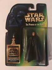 NEW Star Wars Power of the Force Luke Skywalker Jedi Knight THEATER EDITION RARE