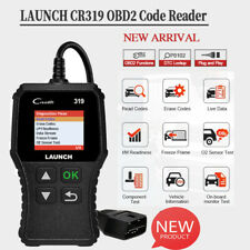 OBD2 Scanner Launch Creader CR319 OBDII Engine Check Code Reader Diagnostic Tool