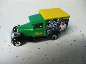 """Matchbox Special Limited Edition SF38 Model A Van """"Keahi's Birthday"""", Color Comp"""