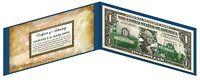 CALIFORNIA State $1 UNC Bill Genuine Legal Tender U.S. One-Dollar GRN Banknote