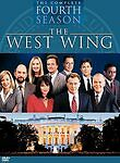 The West Wing - The Complete Fourth Season (DVD, 2005, 6-Disc Set)
