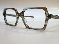 NIP Vintage Sun/ Eyeglasses Frame A/O American Optical HAUNTING Azure Gold M-Lg