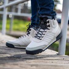 Nuevas botas para hombre Adidas Baara EE5526 Repelente Al Agua Genuino Zapatos UK 9,5 - UE 44