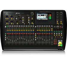 Behringer X32 40-Input 25-Bus Digital Mixing Console Interface w/ MIDAS Preamps