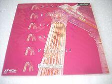 PINK FLOYD / LIVE AT POMPEII Japan Laserdisc