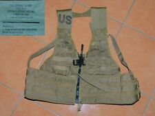 FLC VEST USMC COYOTE BROWN tactical CB Army Molle Fighting Load Carrier
