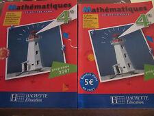 Mathématiques collection Phare Livre du professeur + extraits cahier d'activités
