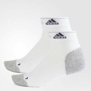 adidas Terrex Running Energy Ankle Thin Cushioned Socks 2 Pairs Size 4-6 UNISEX