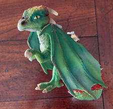 Schleich, Green Dragon Figure - D73527, Pre-owned