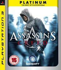 Assassin's Creed Platinum PS3 playstation 3 jeux games spellen 1762