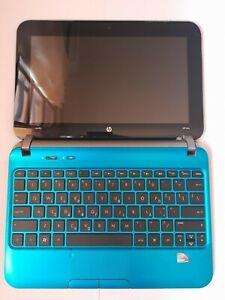 Used blue HP Mini 210-3001ev