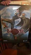 Bayonetta wall Scroll - Rare Promotional Preorder Bonus  - GE5205 - Sealed