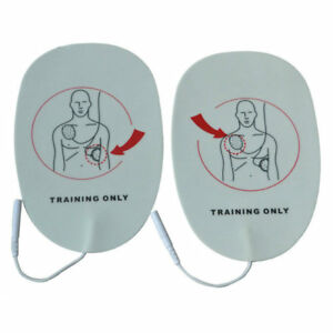 AED Practice Trainer Replacement Child / Adult Training Pads For XFT 120C/120C+