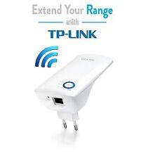 Brand NEW TP-Link TL-WA850RE 300Mbps Wireless WiFi Range Extender Repeater BULK