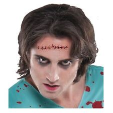Halloween Sinister Surgery Zombie Stitches Wound SFX Accessory Gore Horror