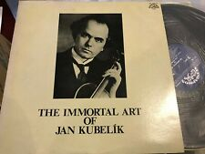 Promo!!! Rare!!! The Immortal Art of Jan Kubelik JAPAN Press LP OZ-7605-S NM