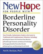 New Hope for People with Borderline Personality Disorder: Your Friendly,