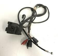 1995 honda vfr750 LEFT CLIP ON HANDLE HORN SIGNALS SWITCH SWITCHES
