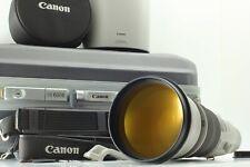 *UNUSED in Case* Canon EF 600mm F4 L IS II USM Lens w/ Hood From JAPAN