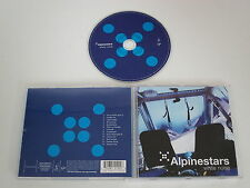 ALPINESTARS/WHITE NOISE(RIVERMAN RECORD-VERGINE 8121202) CD ALBUM
