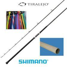 """Shimano Tiralejo 10' 6"""" Surf Spinning Rod Medium 2pc Fishing Model TRS106MA"""
