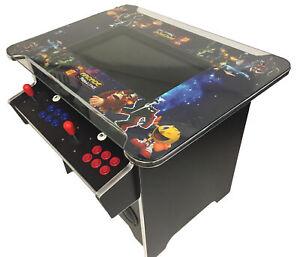 Arcade Rewind XL Single sided Cocktail Table Top Arcade Machine new 24 Mths Warr
