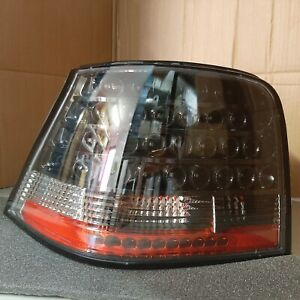 Faro Posteriore lato Guida per VW GOLF 4 IV dal 1997 al 2003 Neri LED IT