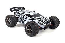 Custom Body Zebra Style for Traxxas 1:16 E-Revo Truck Car Shell Cover 1/16 Mini
