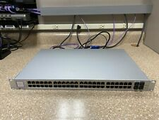 Ubiquiti Us-48 UniFi 48 Port Gigabit Switch - Latest Firmware Applied