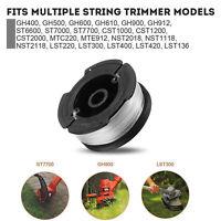 "3Pack Replacement Line String Trimmer Spool For BLACK+DECKER AF-100 30ft 0.065"""