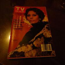 Vintage TV Guide Sophia Loren Oct. 18-24, 1980