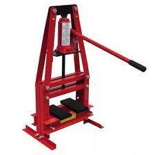 AX Pressa idraulica manuale banco tonnellate posizioni 400x320x745mm 140207 New