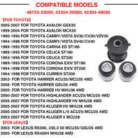 Rear Arm Assembly Knuckle Bushing For Toyota Highlander Camry Avalon Lexus   ❀