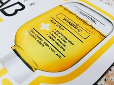 Mask Pack TONYMOLY Korean Cosmetic Women Skin Master Lab Vitamin C Brightening