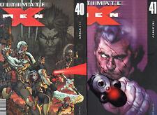 ULTIMATE X-MEN N°40/41 / CABLE N°1 ET N°2 COMPLET /  PANINI / ETAT NEUF !