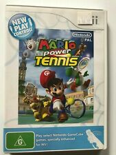 Mario Tennis , CASE AND MANUAL ONLY! , Wii
