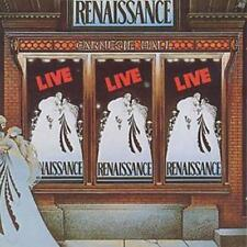 Renaissance : Live at Carnegie Hall CD (2002) ***NEW***