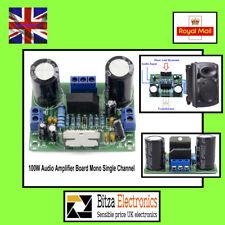 100w HiFi Single channel Audio Amplifier Board Built - UK seller