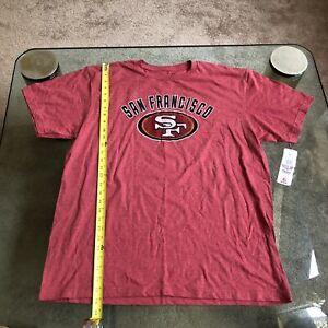 NFL SAN FRANCISCO LEGEND ACTIVIST COLIN KAEPERNICK SHIRT NEW W/ TAGS ADULT XL