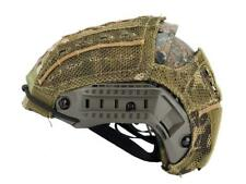 DLP Tactical Helmet Cover for CryeAirFrame and Similar Combat Helmets - Multicam