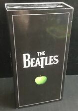 The Beatles Stereo Box CD Collection Singles EP Dvd 2009 Rare OOP 16 CDs 1 DVD