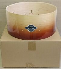 "NEW Sonor Select Force 6 1/2"" x 14"" Maple Snare Drum, Autumn Fade Lacquer Finish"