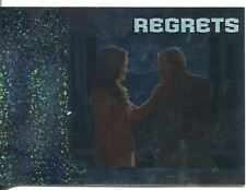 Alias Season 4 Regrets Chase Card R5