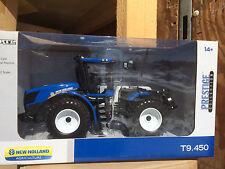 ERTL 1:32 NEW HOLLAND T9.450  Tractor  PRESTIGE