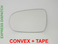 Wing Door Mirror Glass For DAIHATSU SIRION 1998-2005 Convex Left side #DH001