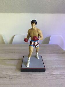 Rocky Balboa Statue 1:6 Sylvester Stallone Rocky Balboa Figur TOP RAR