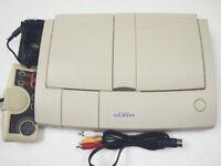 NEC PC Engine DUO R CD Console JAPAN Turbo Grafx USA Hucard machine TG-16 TG16